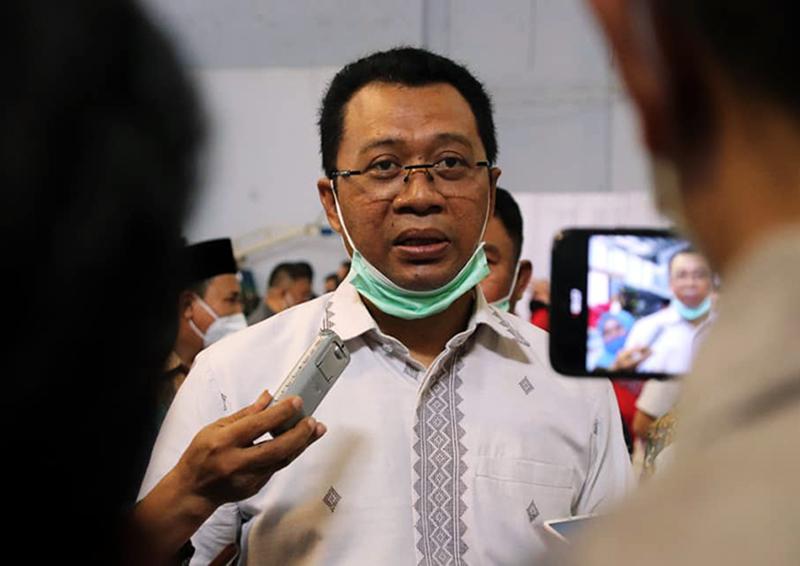 Gubernur Bersama Seluruh Kepala Daerah di NTB Segera Rumuskan Langkah Terbaik Penanganan Pandemi Covid-19