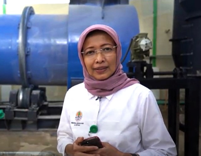 NTB Miliki Pabrik Pengolahan Limbah B3 Raksasa Direktur Penilaian Kinerja Pengolahan Limbah B3