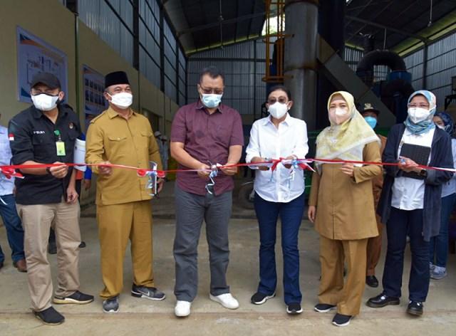 NTB Miliki Pabrik Pengolahan Limbah B3 Raksasa Gubernur NTB