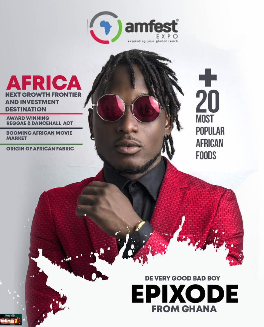 Epixode Geared To Perform At AMFEST EXPO In Lagos