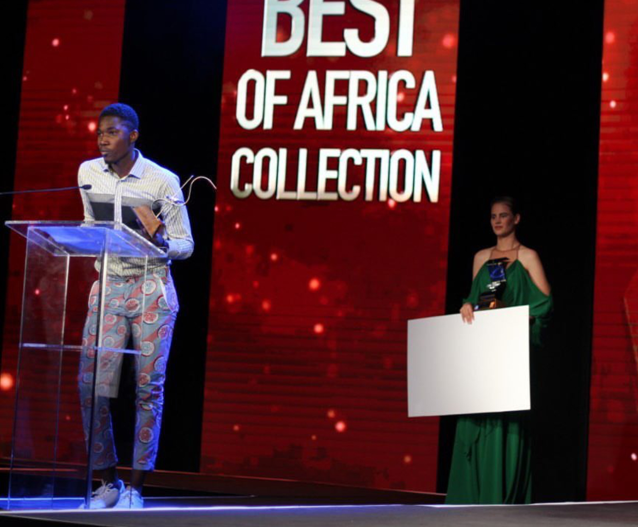 Quame Owusu wins Best African Menswear Collection at 2018 Durban Fashion Fair