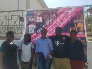 The 2nd Edition of the biggest Breast Screening for the youth was a success at Kings University College, Kasoa, Accra.