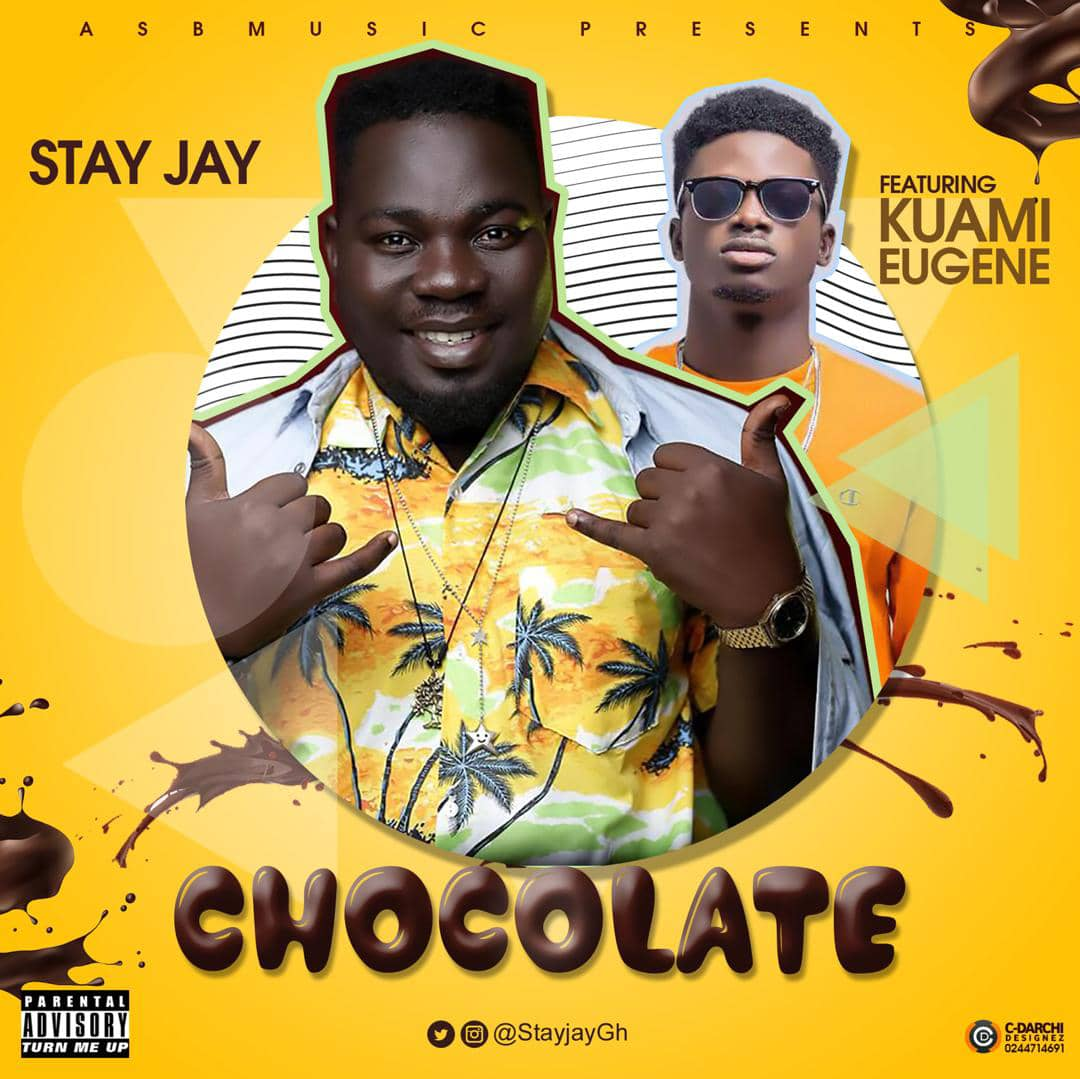 """STAY JAY RELEASES  """"CHOCOLATE"""" AS HIS COME BACK SONG ."""