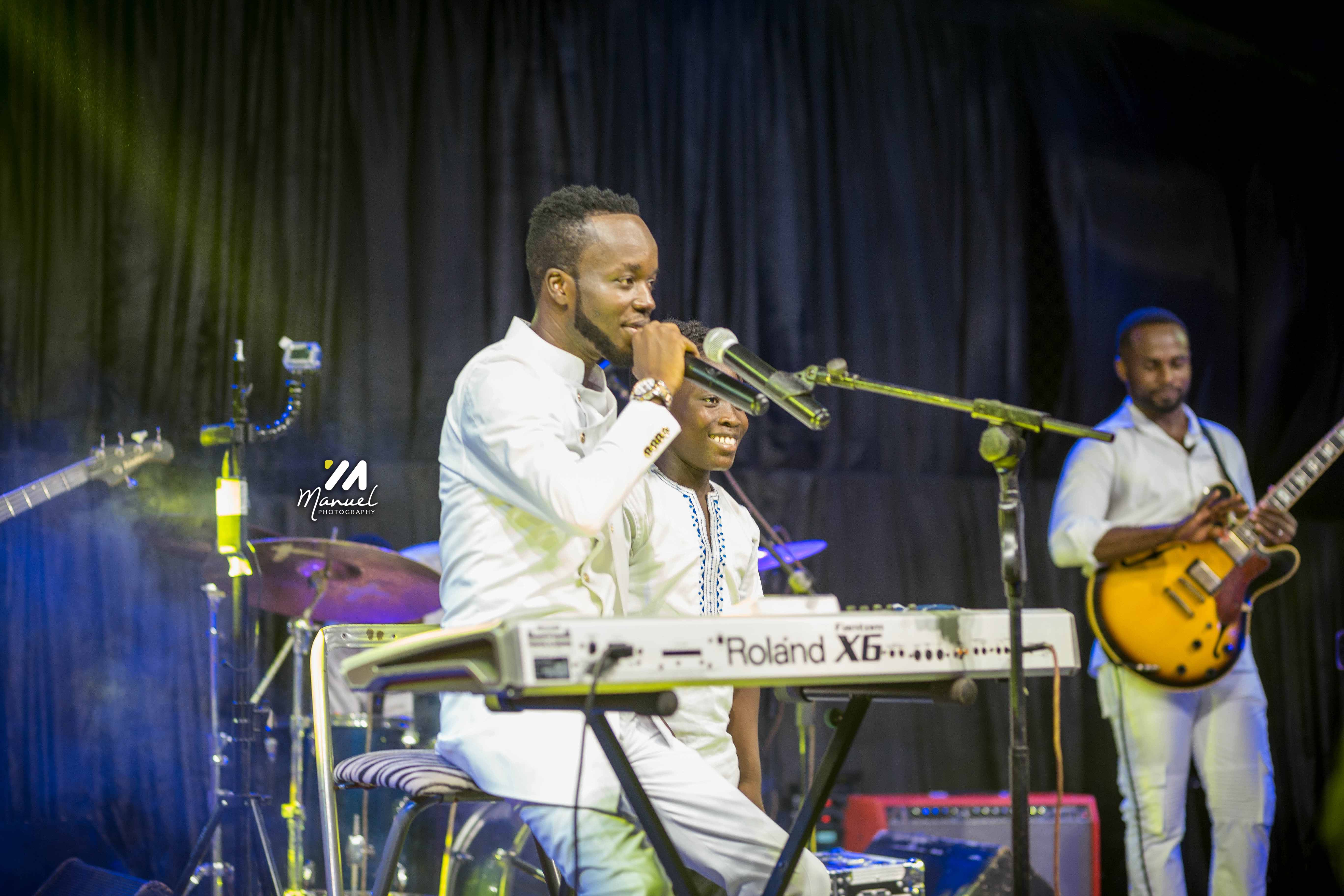 EXCLUSIVE PICTURES OF AKWABOA'S SHADES OF LOVE 2019 CONCERT.