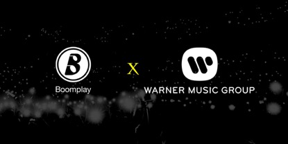 Official : Boomplay Signs Licensing Agreement With Warner Music