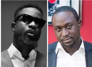 Sarkodie endorses Richie for Musiga Vice Presidency