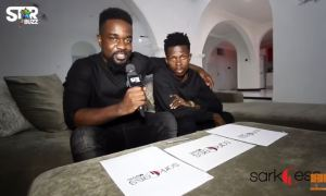 SarkCess Music And Strongman Part Ways