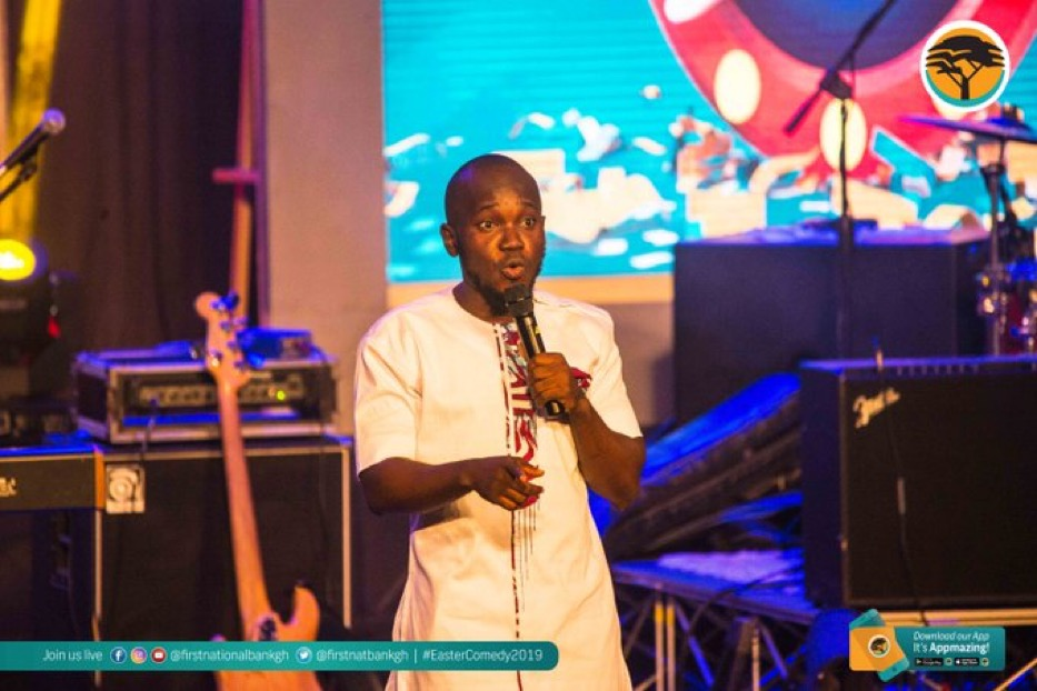 The show you shouldn't have missed, Easter Comedy Show 2019 as it happened