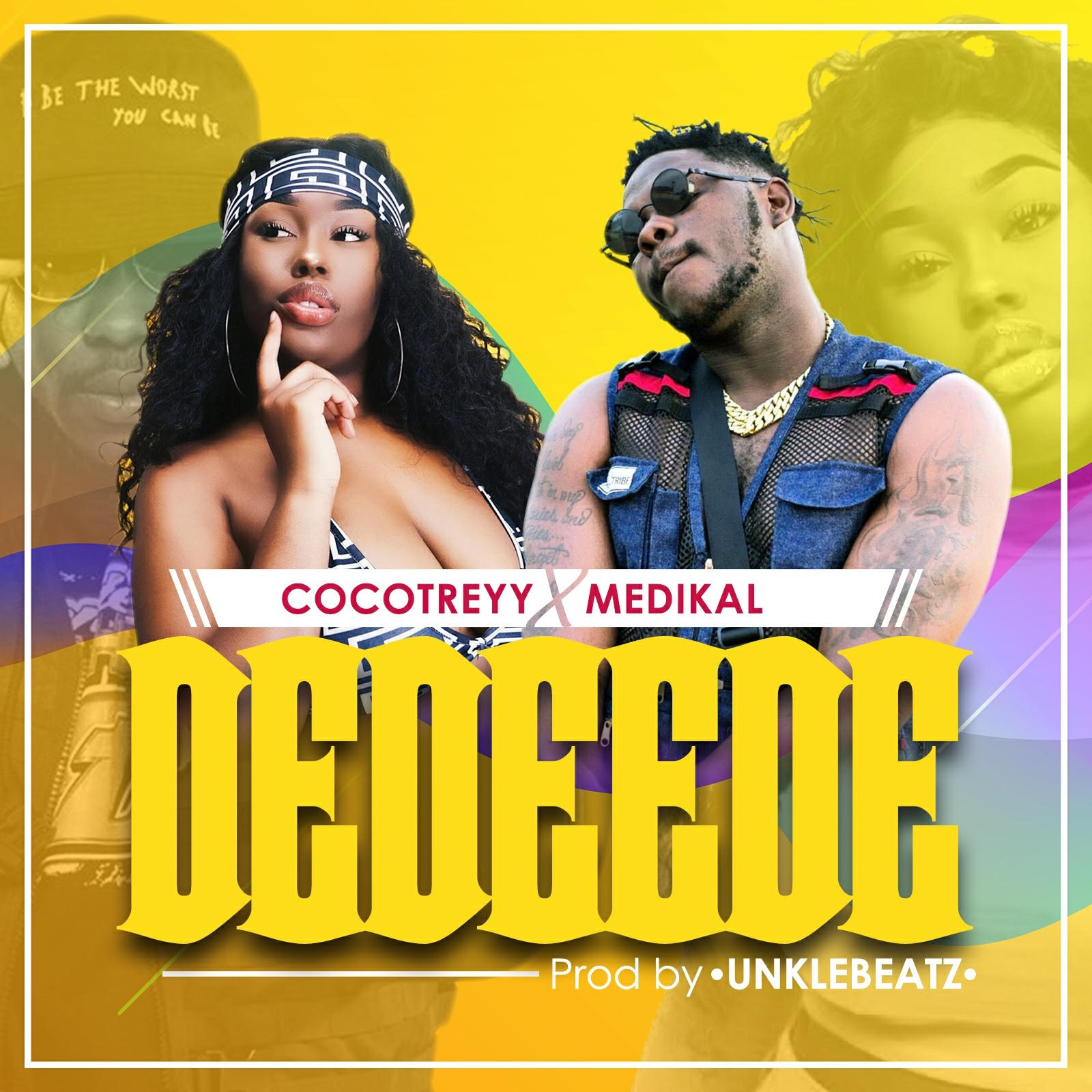 You are currently viewing Coco Feat Medikal – Dedeede .mp3
