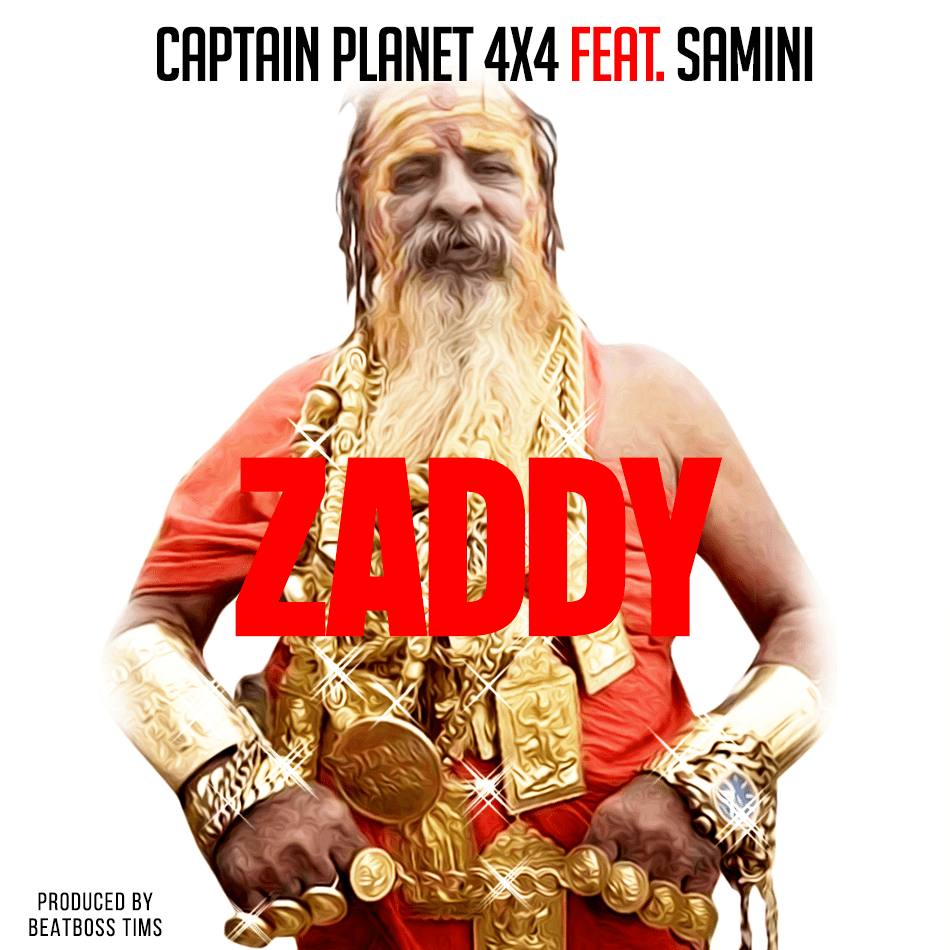 CAPTAIN PLANET – ZADDY ft. SAMINI