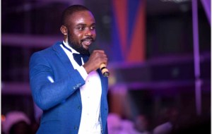 Meet George Bannerman, the event host who is redefining MCing in Ghana.