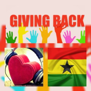 The Ghanaian Musician & Giving Back To Society?