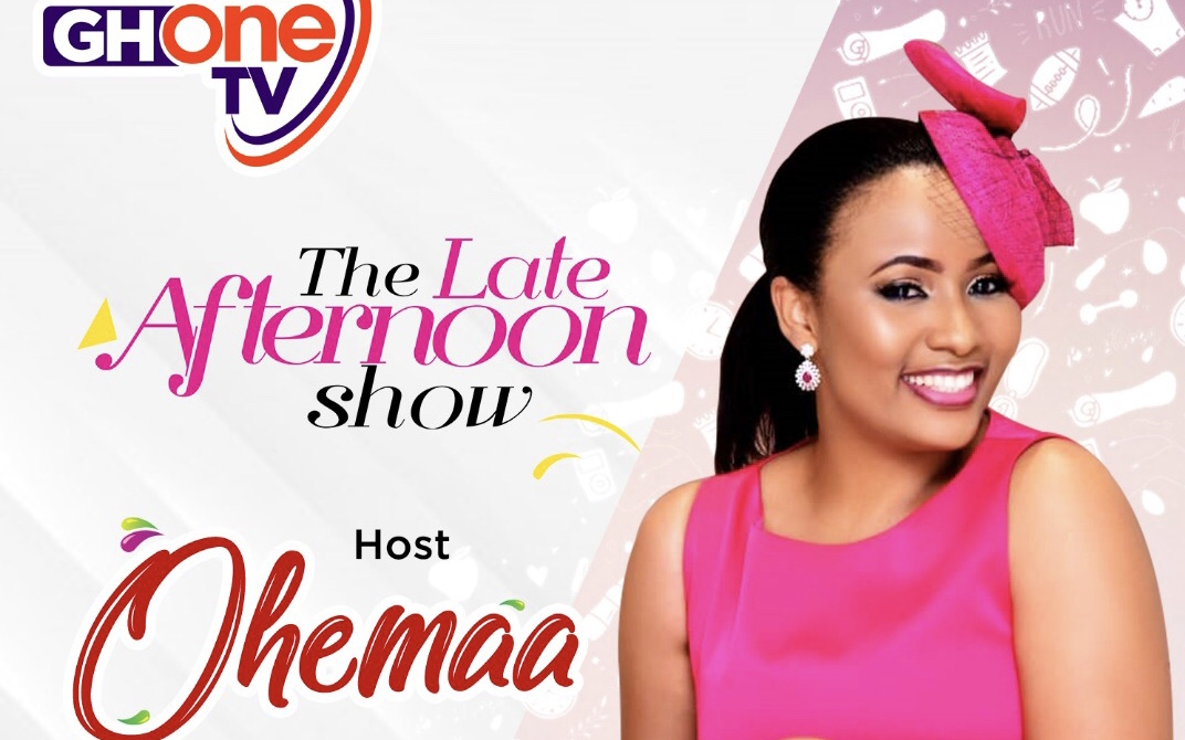 """Meet the new face of """"The Late Afternoon Show"""" on GHOne TV"""