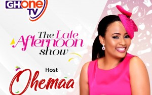 "Meet the new face of ""The Late Afternoon Show"" on GHOne TV"