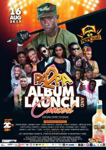 Kwaw Kese, Wendy Shay, Kofi Kinaata, others to perform at Patapaa's Pa2Pa album launch and concert.