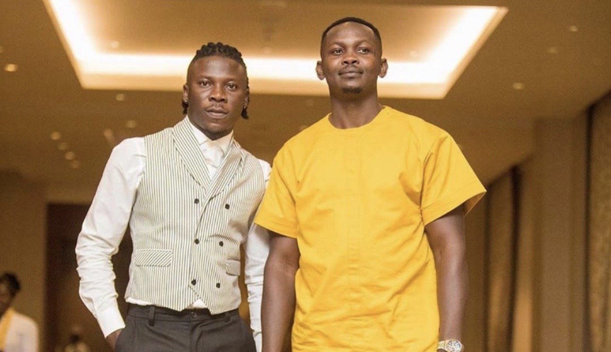 There has been structural changes at Burniton Music, Black Cedi is now an agent – Stonebwoy talks Black Cedi and Kelvinbwoy