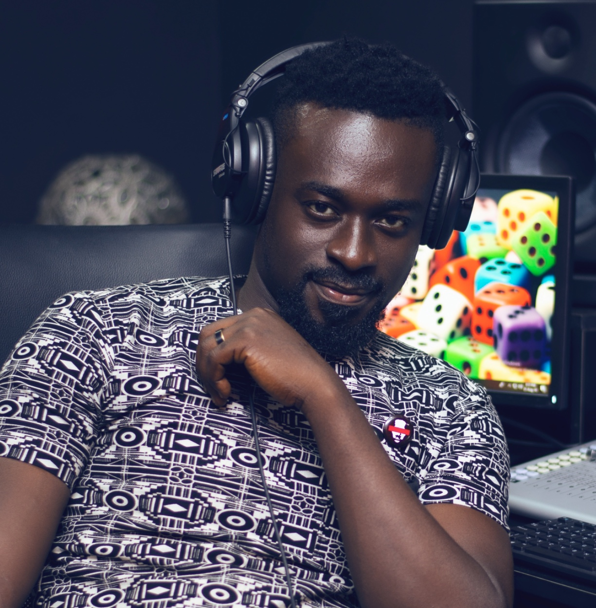 Kobby Kyei bags nomination in Ghana Music Awards South Africa.