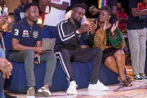 Exclusive Photos from Sarkodie's Rapperholic Unstoppable 2019 Launch