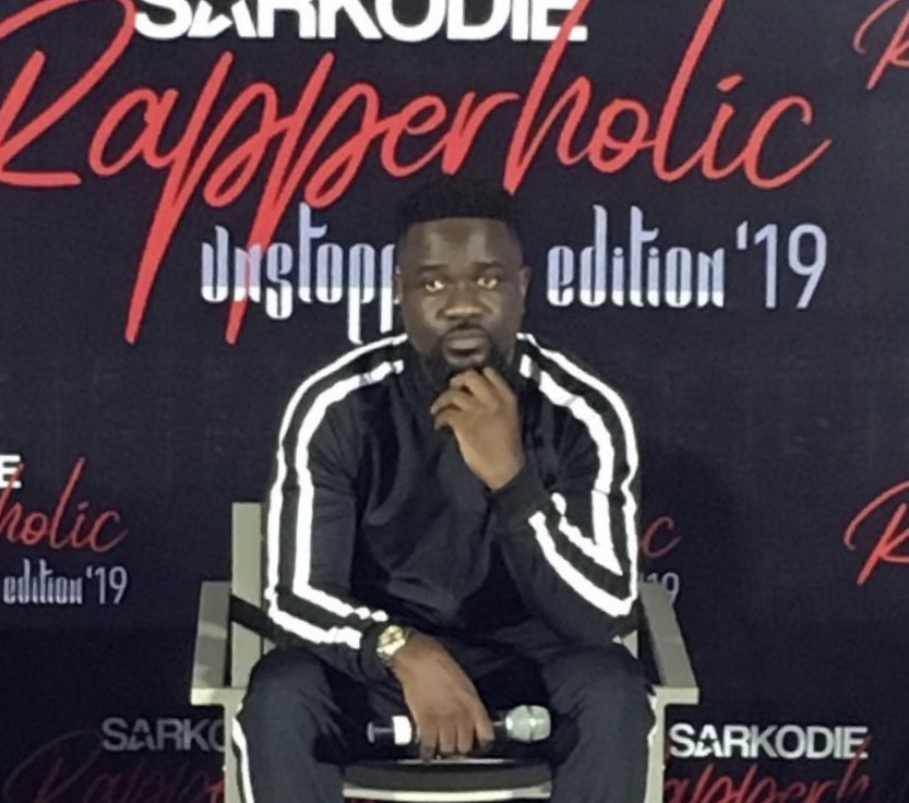 I flow better than my competitors – Sarkodie brags on his BET nomination