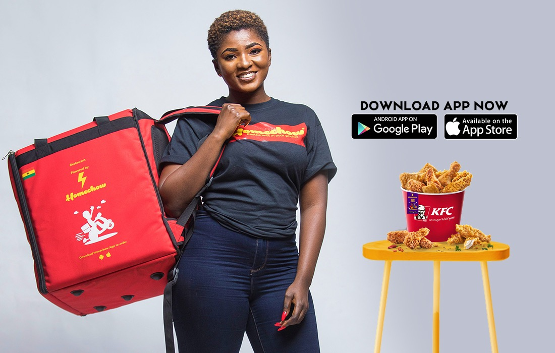 Homechow is expanding to Kumasi