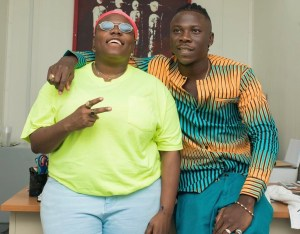 """I've always known I'll work with Teni – Stonebwoy talks about his new """"Ololo"""" jam and how he got Teni on it."""