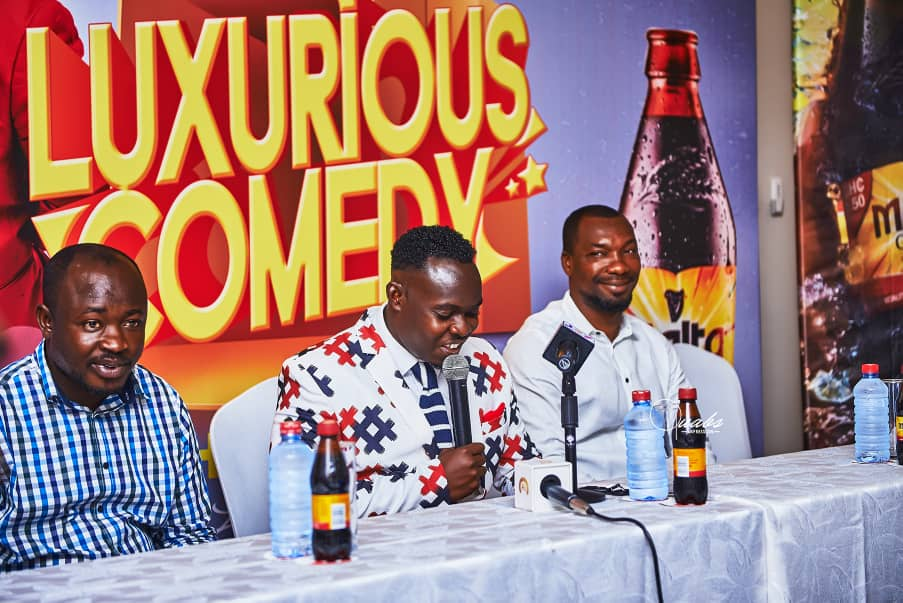 5th Edition of Luxurious Comedy With Shegelabobor Slated For November 1