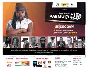 Pae Mu Ka Is Coming To Sunyani