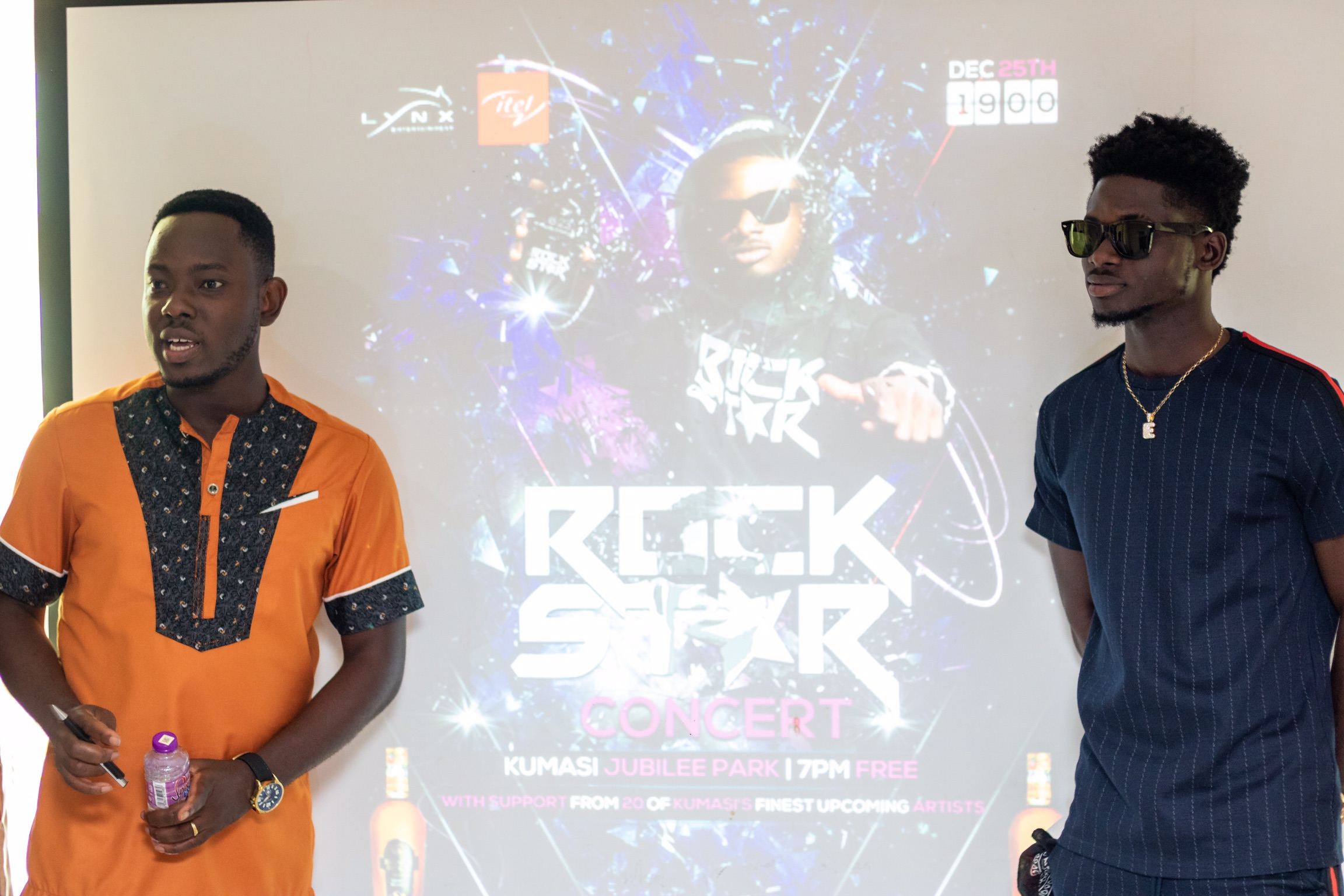 Kuami Eugene Invades Kumasi With Rockstar Concert '19 Plus Free Health Screening On December 25