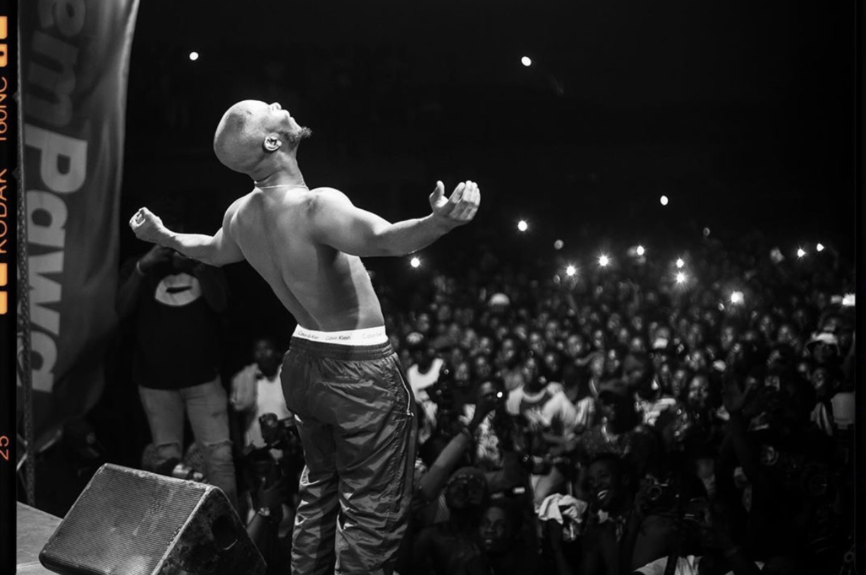 King Promise shares Highlights of 2019.