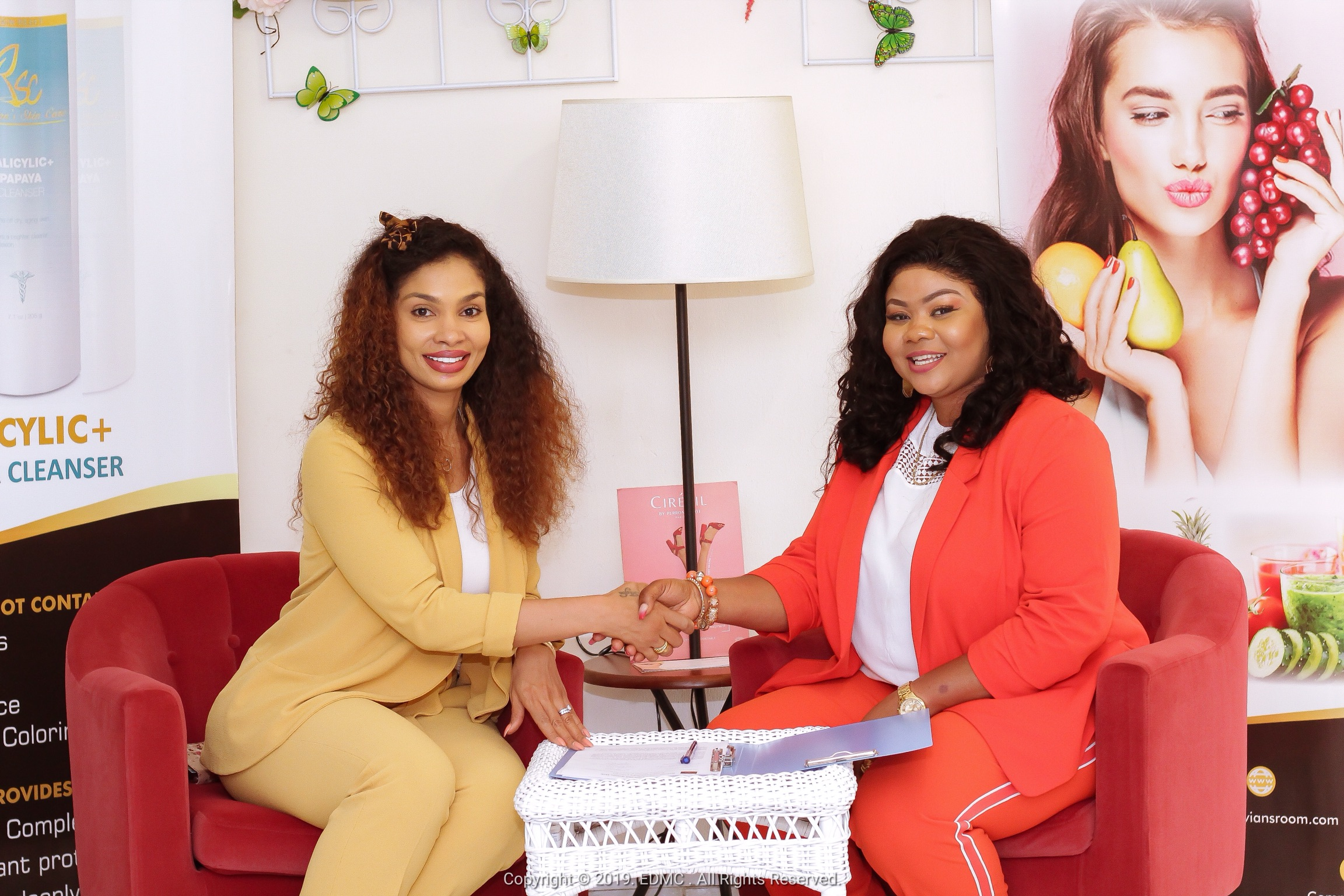 Empress Gifty Inks Deal With Riovian Skin Care As Brand Ambassador