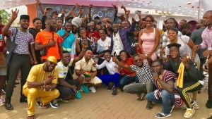 Find Your Identity And Dare To Be Different; Don't Allow 'Strangers' To Brand You – Okyeame Kwame Schools Young Artistes