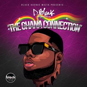 D-Black releases The Ghana Connection Compilation on Apple Music, Spotify & Audiomack ahead of World Media Tour