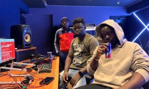 Sarkodie DID NOT Sign With Red Bull; What He Did At Red Bull Studios Is Bigger Than An Endorsement Deal – Possigee Reveals