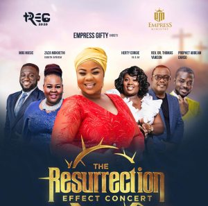 "Empress Gifty's ""The Resurrection Effect Concert"" Postponed Indefinitely"