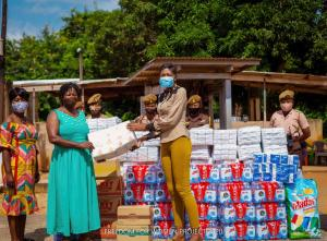 Mercy Heart Foundation Donates to Nsawam Female Prison