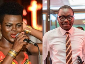 Don't Discuss Me If I Don't Count In The Industry – Wiyaala Fires Gatekeepers; Arnold Asamoah-Baidoo Replies
