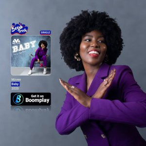 MzVee's 'Baby' Hits Over 20K Streams In One Week On Boomplay