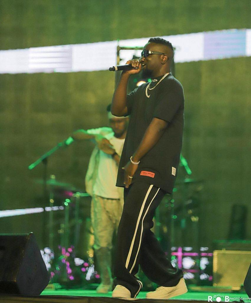 Black Love Virtual Concert: SarkCess Music Apologises For Broadcast Challenges