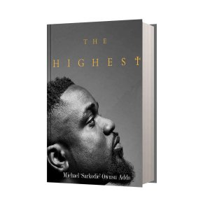 "Sarkodie To Release Maiden Book Dubbed, ""The Highest"""