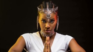 Andy Dosty Confers Queenly Title On MzVee