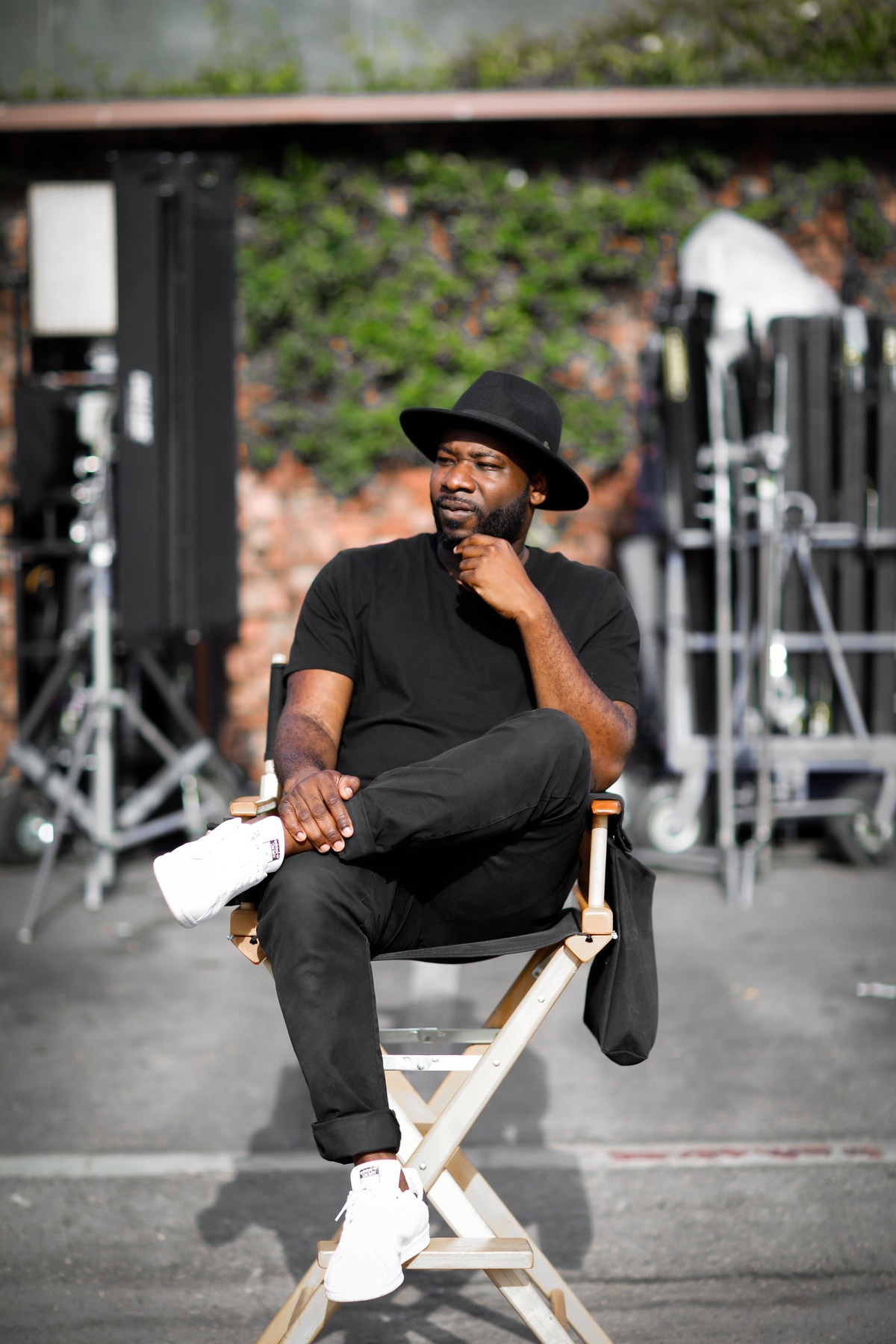 Blitz The Ambassador To Direct A Warner Bros Film 'The Color Purple' Produced By Oprah Winfrey