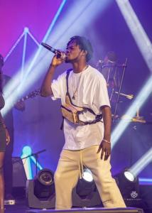 "Fameye Grateful To Fans And Colleague Artistes After Successful ""Fameye Live"" Concert – PHOTOS"