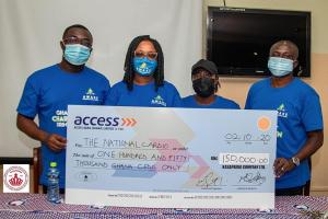 Awake Purified Water Gives National Cardiothoracic Center GHC150k