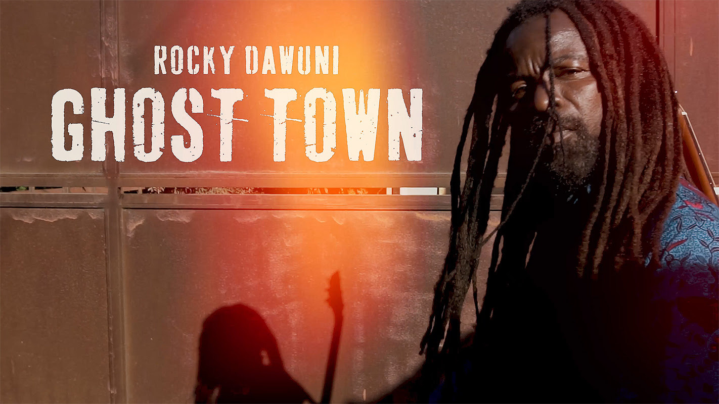 Rocky Dawuni Premieres Video For 'Ghost Town'