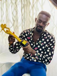Kobby Kyei Bags Two Awards As He Marks 3rd Anniversary As A Blogger