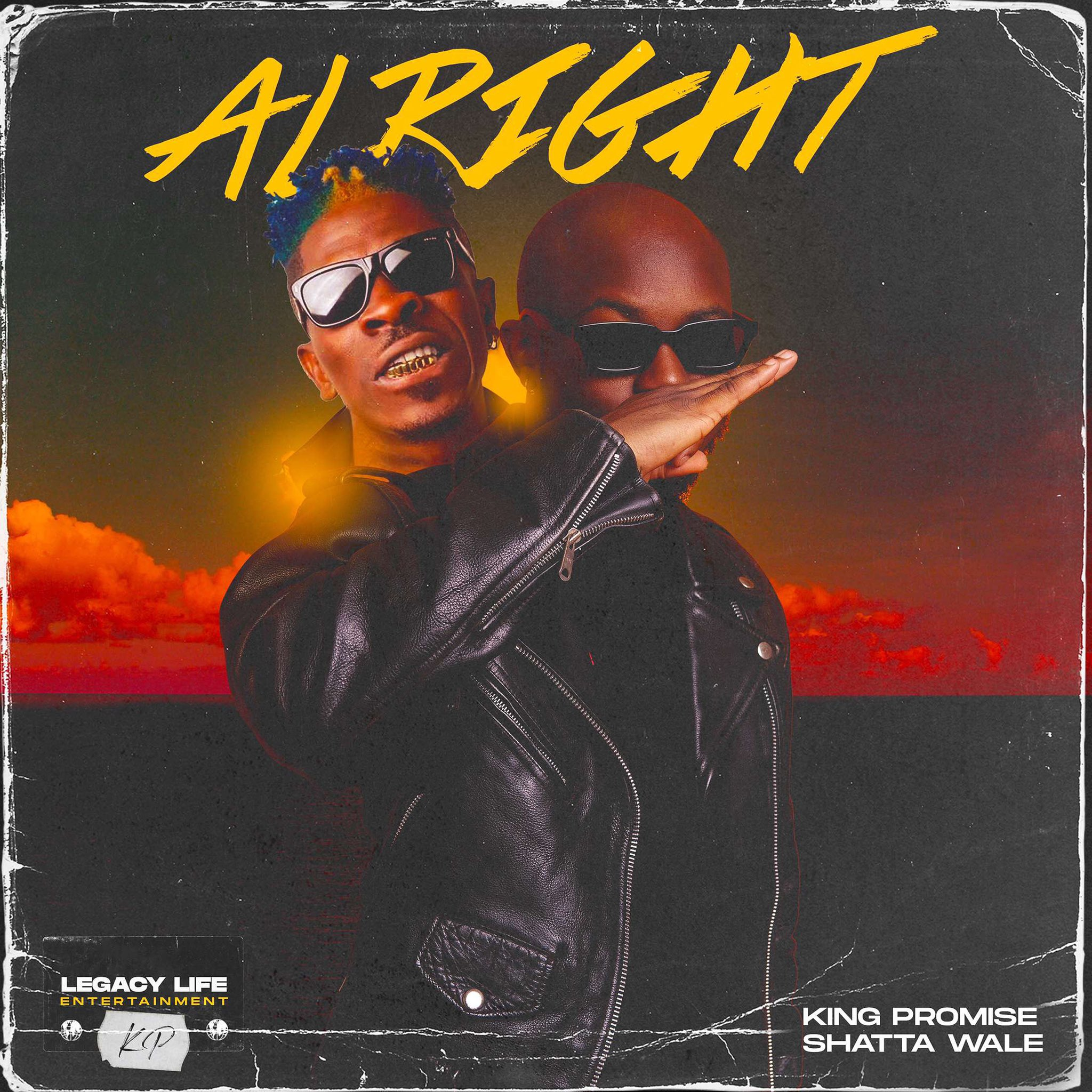 King Promise Teams Up With Shatta Wale On New Song 'Alright'