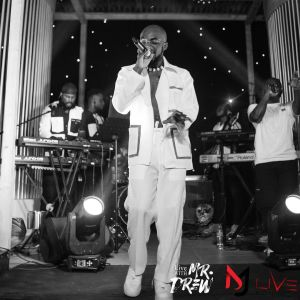 Mr. Drew Hosts Star-studded Birthday Party With A Lively Performance At Coco Vanilla
