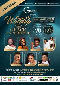 Read more about the article 2021 EDITION OF WOMEN IN WORSHIP COMES OFF THIS SEPTEMBER