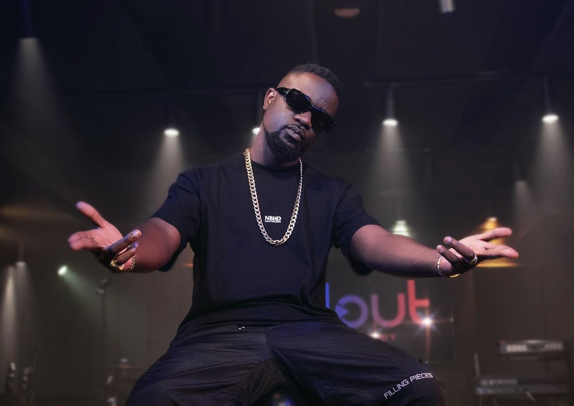 A lot of artists fell off by listening to what Ghanaians say – Sarkodie breaks silence