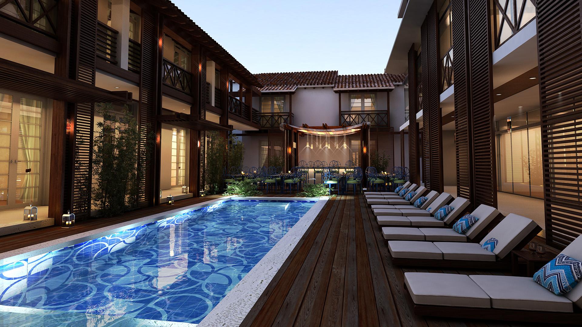 Lennox Hotel Kkaid